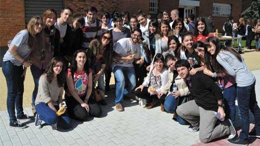 Servicios al estudiante en Cardenal Cisneros